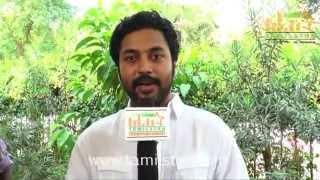 Chandran at Grahanam Movie Launch