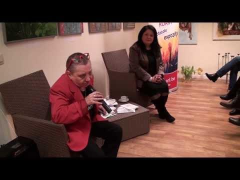 Lansare carte Teodora Ionescu