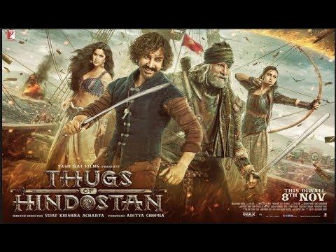 Thugs Of Hindostan - FULL MOVIE fact | Amitabh Bachchan | Aamir Khan | Katrina Kaif | Fatima