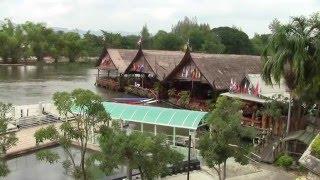 Sai Yok (Kanchanaburi) Thailand  City pictures : River Kwai - Kanchanaburi - Hellfire Pass - Death Railway - Saiyok Noi Water Falls - Thailand