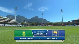 South Africa vs Sri Lanka | 5th ODI | Highlights
