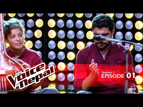 Video The Voice of Nepal - S1 E01 (Blind Audition) download in MP3, 3GP, MP4, WEBM, AVI, FLV January 2017