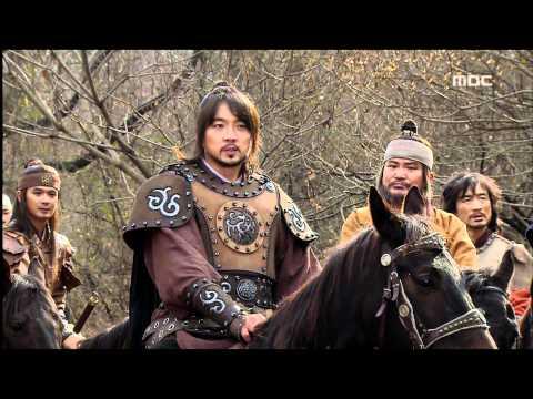 [고구려 사극판타지] 주몽 Jumong 송양 진영, 다물군 진영에 잠입한 소서노, 부분노