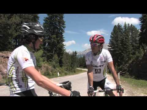 Roadbiking in South Tyrol