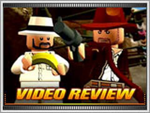 preview-LEGO Indy 2 Video Review (IGN)