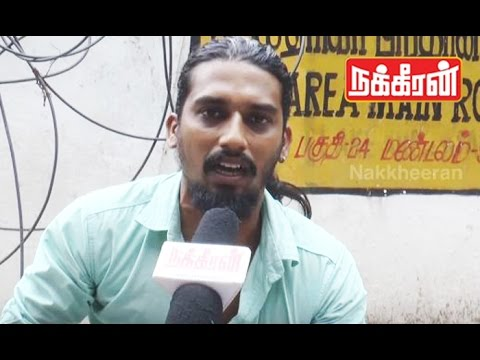 Single-man-doing-Fast-for-Cauvery-dispute