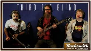 """Join the Rocksmith team this week as we play through four hits from Third Eye Blind including """"Semi-Charmed Life,"""" """"How's it..."""