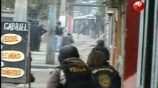 La legua emergencia, delincuencia y droga en Chile Parte 2