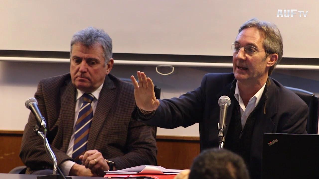 Presentación de investigación de UDELAR sobre el fútbol uruguayo
