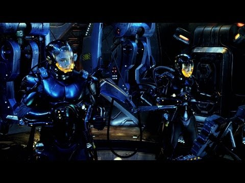 Pacific Rim (Featurette 'Drift Space')