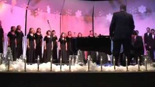 "Download Lagu 2010 Cesar E. Chavez High School Winter Choir Concert - ""Festival of Lights"" Part 5 Mp3"