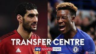 Will Marouane Fellaini leave Man United to go to China?   Transfer Centre