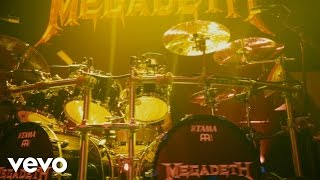Megadeth Poisonous Shadows music videos 2016 metal