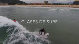 FOOD & SURF (BEING BIOTIFUL & LA MADRILEÑA DE SURF)