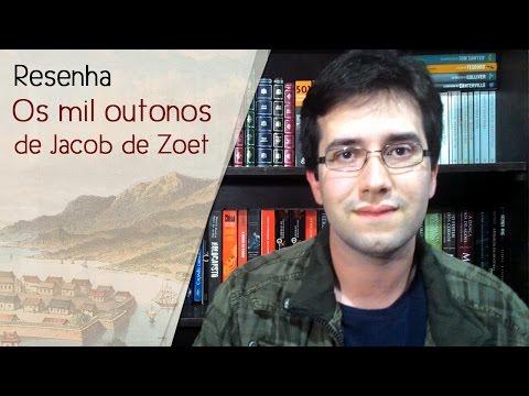 Os mil outonos de Jacob de Zoet - Resenha