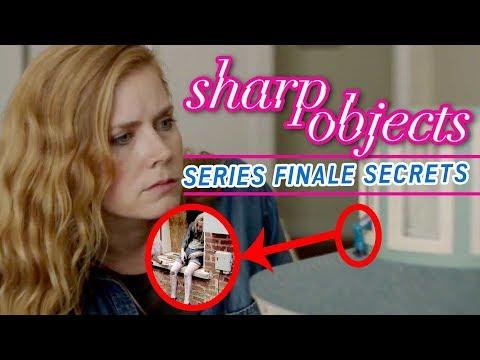 Sharp Objects • Season Finale Secrets Revealed [SPOILERS] | RECAP REWIND