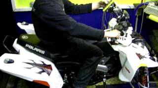 7. Polaris Predator 500 TLD Dyno rolling road run  at Quad Bike R Us 27th March 2010.AVI