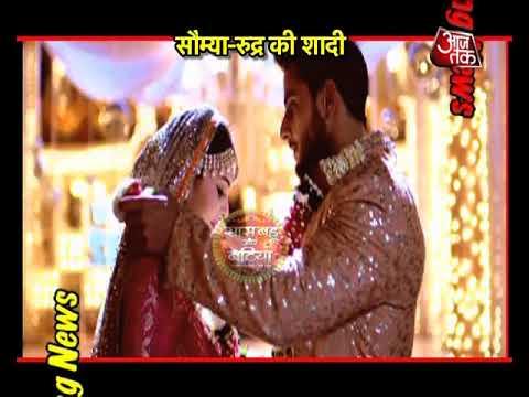 Ishqbaaz: SHOCKING! Rudra MARRIES Saumya?