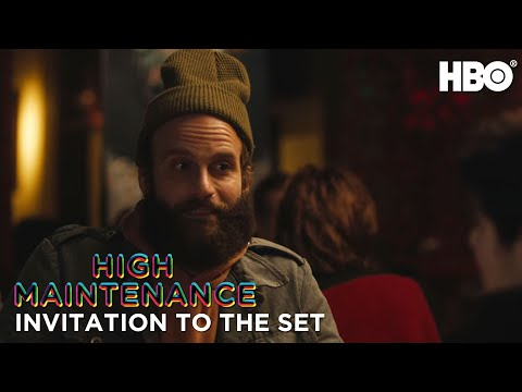 High Maintenance: Invitation to the Set with Co-Creator Ben Sinclair | HBO
