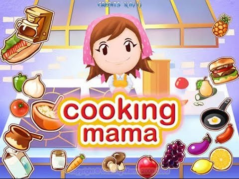 Cooking Mama - Mama Kills Animals PETA Edition (Unofficial)