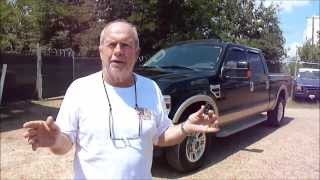 2008 Ford F250 King Ranch Video Test Drive