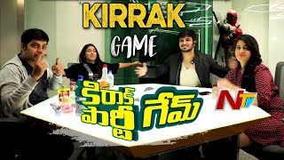 Video Kirrak Party Team soup Game | Nikhil | Samyuktha Hegde | Simran Pareenja | NTV MP3, 3GP, MP4, WEBM, AVI, FLV Maret 2018
