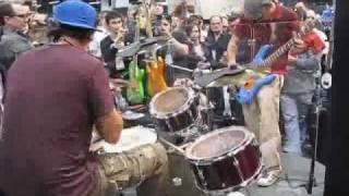 Chad Smith and Flea Jam - NAMM 2009