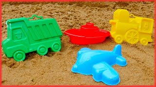 Video Vehicles for kids. Learn colors with mud pies. MP3, 3GP, MP4, WEBM, AVI, FLV Januari 2018