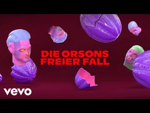 Die Orsons - Freier Fall (Lyric Video)