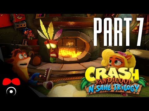 LEVEL VE TMĚ! | Crash Bandicoot N. Sane Trilogy #7