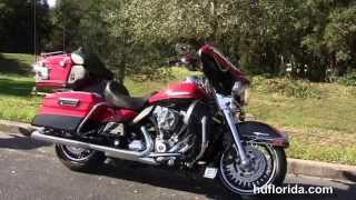 4. Used 2010 Harley Davidson Electra Glide Ultra Limited Motorcycles for sale