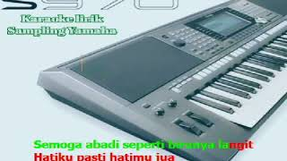 Birunya Cinta [ Karaoke Sampling Yamaha Psr S970 ]