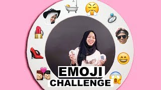 Video EMOJI CHALLENGE With Sohwa Halilintar MP3, 3GP, MP4, WEBM, AVI, FLV Maret 2018