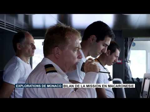 Bilan de la Mission en Macaronésie