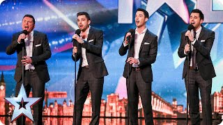Nonton Vocal group The Neales are keeping it in the family | Britain's Got Talent 2015 Film Subtitle Indonesia Streaming Movie Download