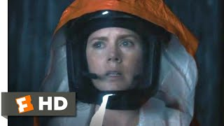 Arrival (2016) - First Contact Scene (1/10) | Movieclips
