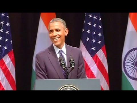 Senorita bade bade deshon meinyou know what I mean says Obama