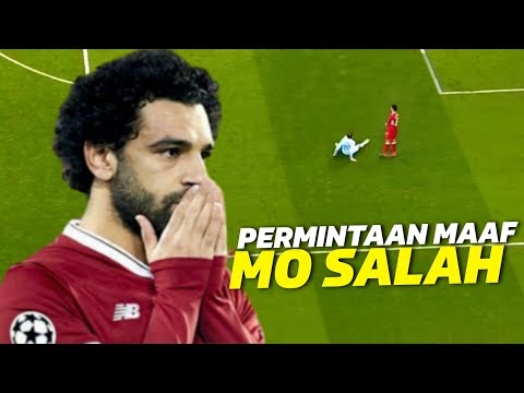 Download Video PERMALUKAN BEK MANCHESTER CITY M.SALAH MEMINTA MAAF