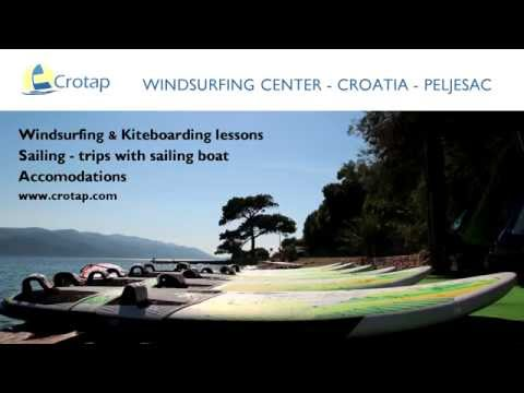 Kite and Windsurfing centar Pelješac – Crotap (Official video)