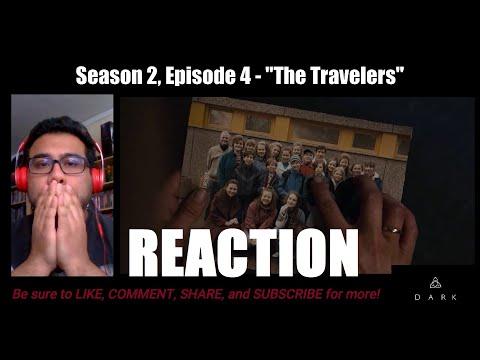 "DARK Season 2 Episode 4 ""The Travelers"" REACTION/COMMENTARY!"