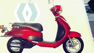 9. 2018 Lance Havana Classic Scooter Specifications Overview
