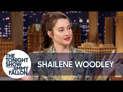 Shailene Woodley Shares Her Favorite Meryl Streep Memory from Big Little Lies