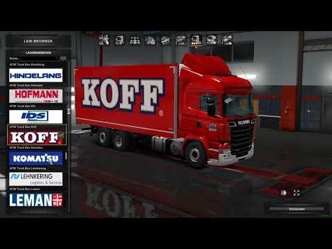 Rudis skins for Kast NTM Box at RJL Scania v2.0