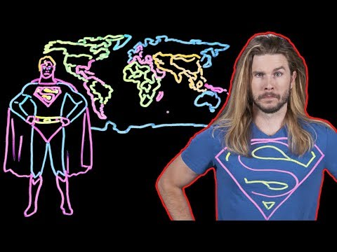 Why You Would Not Want Superman To Reverse Time! (Because Science w/ Kyle Hill)