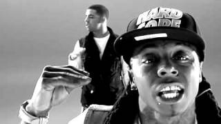 Lil Wayne ft. Drake - Right Above It (Music Video) 2010