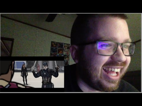 Video Captain America Civil War Trailer #2 Spoof - TOON SANDWICH Reaction! download in MP3, 3GP, MP4, WEBM, AVI, FLV January 2017