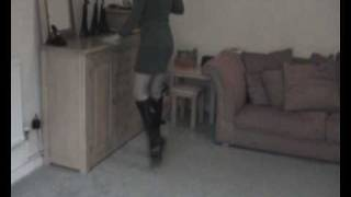 Housework In Ballet Boots