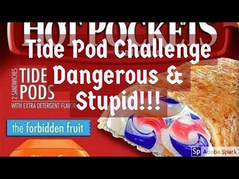 Tide Pod Challenge