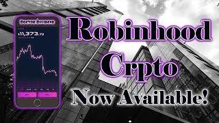 BITCOIN TRADING on ROBINHOOD | Robinhood APP FREE Crypto Trading!