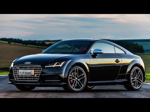 Novo Audi TTS Coupé chega às lojas